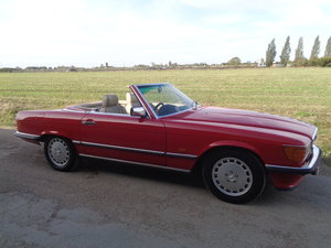 1989 Mercedes 300sl - stunning !! For Sale