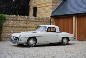 1961 Mercedes-Benz 190SL For Sale by Auction