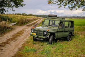 Mercedes G, Mercedes 300GD, Merceded 4X4