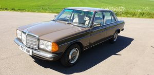 1977 Mercedes-Benz 230 Automatic For Sale by Auction