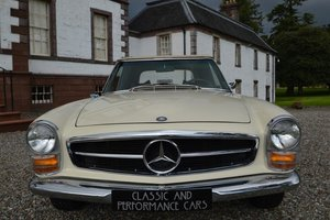 1969 Mercedes 280Sl Pagoda For Sale