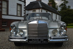 1966 Mercedes Benz 250SE Coupe For Sale