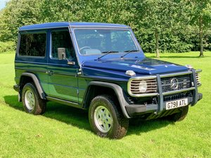 1989 Mercedes Benz W460 230GE Auto (G Wagon) For Sale