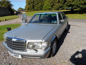 1990 Mercedes Banz 500SE 97k only For Sale