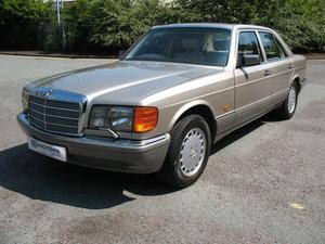 Mercedes Benz 500SE W126 1991 'H' Reg, Auto, 100k miles