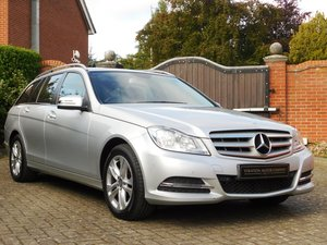 2014  Mercedes C220 CDi Estate SE Executive 7G-Tronic Plus