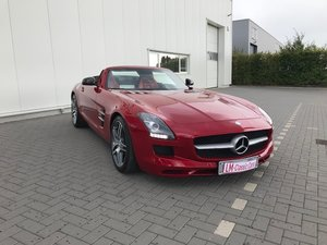 2011 Mercedes SLS Cabrio Top condition! For Sale