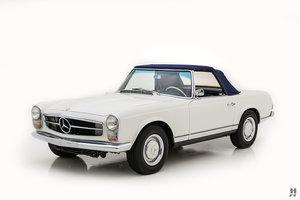 1967 Mercedes-Benz 230 SL V8 Roadster For Sale