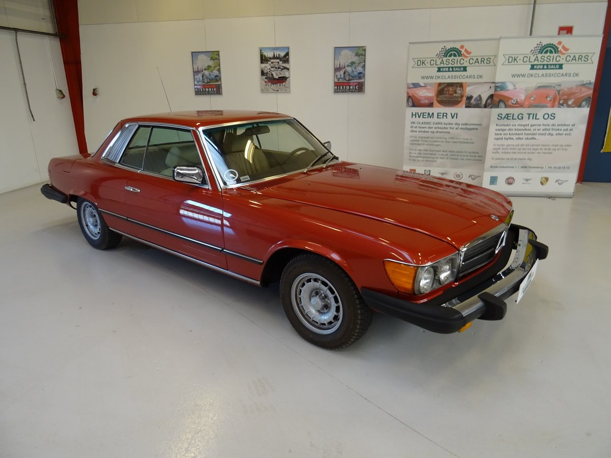 1976 Mercedes-Benz 450 SLC (C107) For Sale (picture 1 of 6)