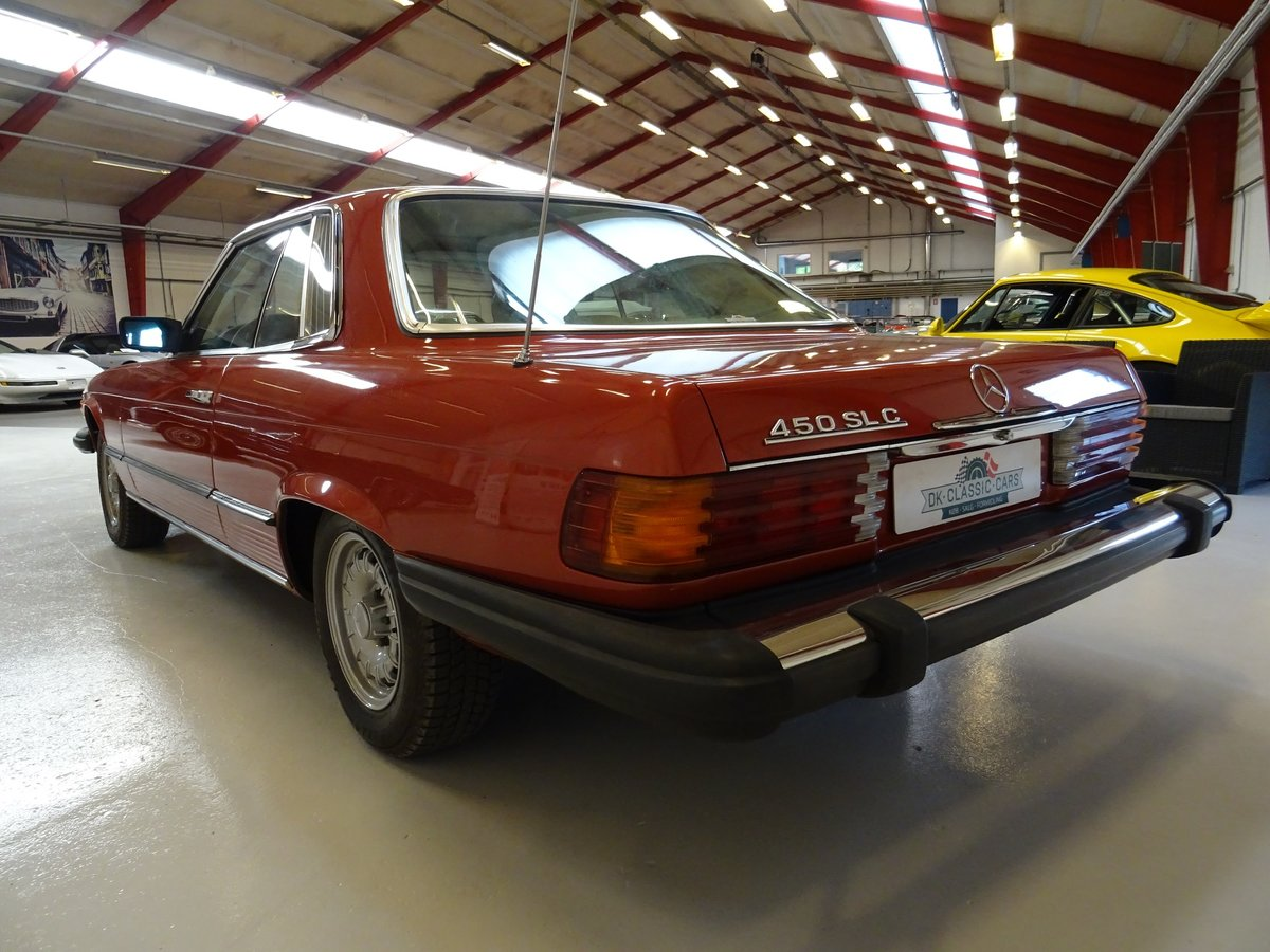 1976 Mercedes-Benz 450 SLC (C107) For Sale (picture 2 of 6)