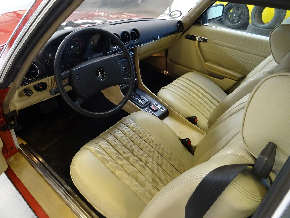 1976 Mercedes-Benz 450 SLC (C107) For Sale (picture 3 of 6)