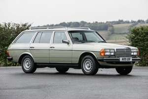 1983 Mercedes-Benz 280 TE Estate  For Sale