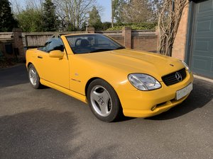 1998 Mercedes 230SLK For Sale