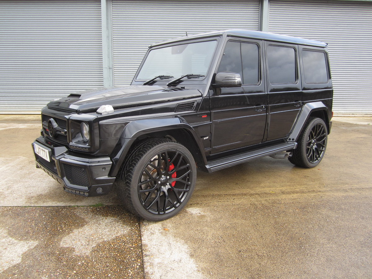 2017 Mercedes G700 Wagon For Sale (picture 3 of 6)