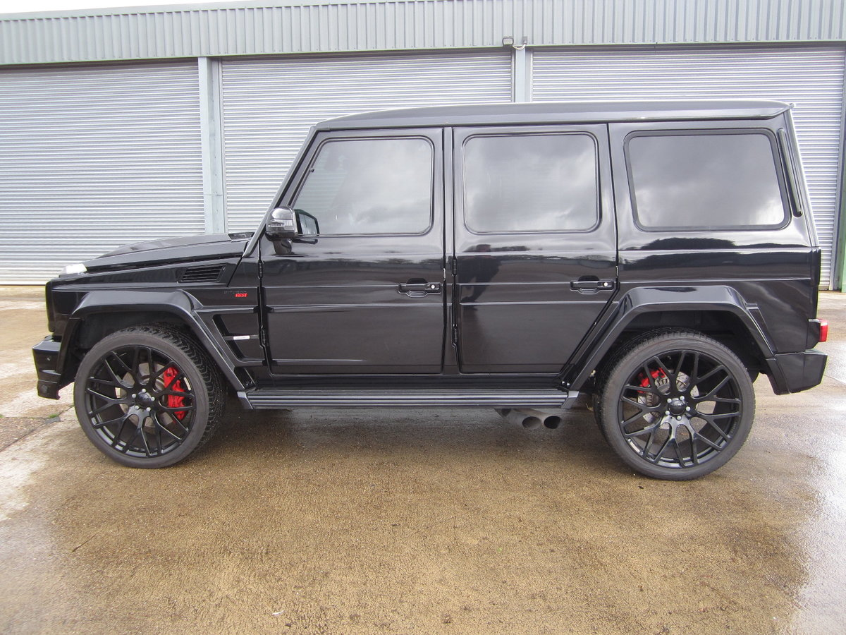 2017 Mercedes G700 Wagon For Sale (picture 4 of 6)