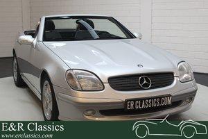 Mercedes-Benz SLK200 2000 only 57784 km For Sale