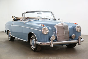 1958 Mercedes-Benz 220SE Cabriolet For Sale