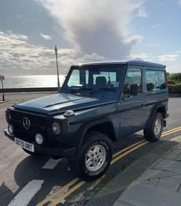 1986 Mercedes GE280 G Wagon Automatic RHD Classic  For Sale