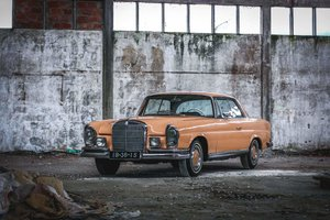 1969 Mercedes 280 SE Coupe For Sale