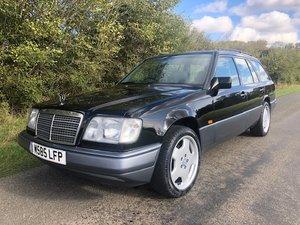 1995 Mercedes W124 E280 estate automatic For Sale