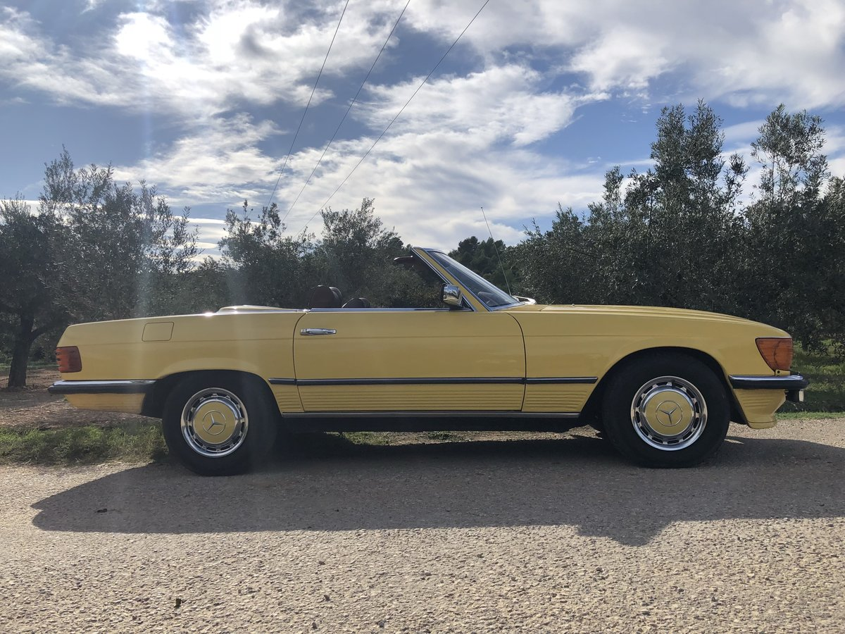 1975 Mercedes-Benz 450SL For Sale (picture 2 of 6)
