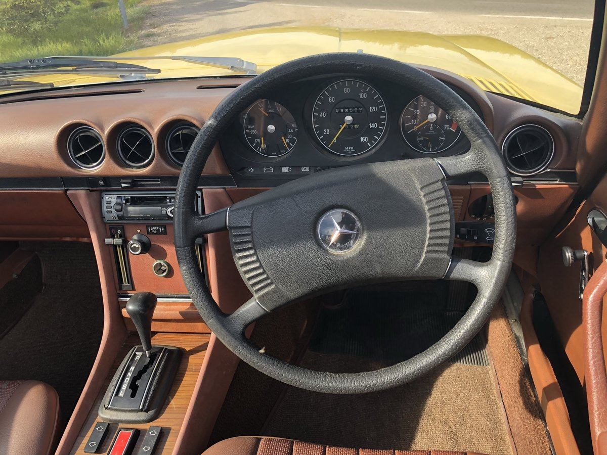 1975 Mercedes-Benz 450SL For Sale (picture 5 of 6)