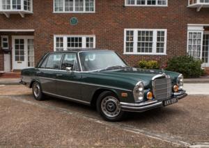 1972 Mercedes-Benz 280 SEL 4.5L (W108)