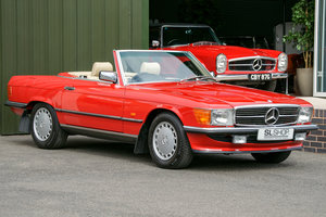 1989 Mercedes-Benz 420SL V8 (R107) #2105 Just 1,500 Miles