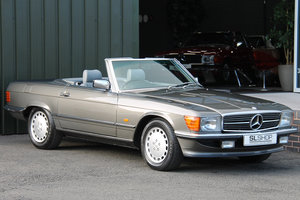 1988 1987 Mercedes-Benz 300SL (R107) #2170
