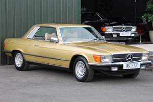 Mercedes-Benz 450SLC V8 (R107) #2176 Icon Gold, Just Lovely!