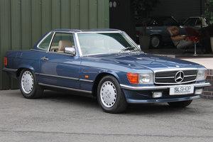 1989 Mercedes-Benz 300SL (R107)