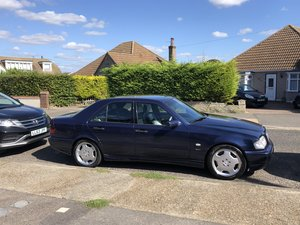 1999 Mercedes Benz C43 AMG For Sale