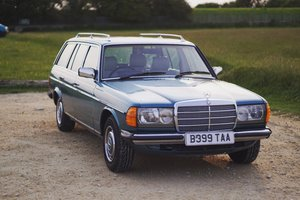 1985 Mercedes-Benz W123 280TE (Estate 5 Seater) For Sale