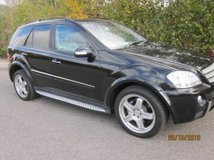 2008 Mercedes ML 420 AMG Brabus 4LT V8 Diesel For Sale