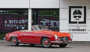 1957 Mercedes 190SL in Untouched original condition!! For Sale