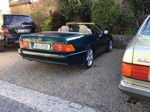 1996 280 SL-2 YEAR MOT For Sale