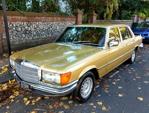 Mercedes 450 SEL 66K For Sale