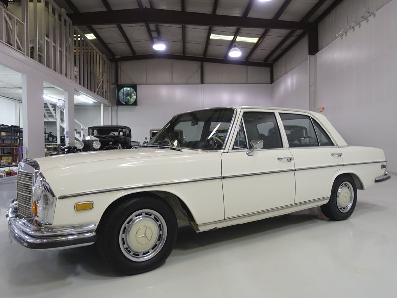 1971 Mercedes-Benz 280SE Sedan For Sale (picture 1 of 6)