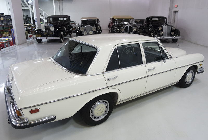 1971 Mercedes-Benz 280SE Sedan For Sale (picture 2 of 6)