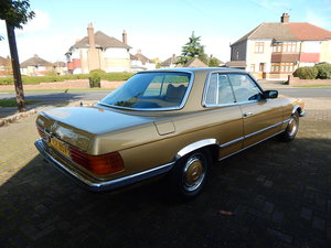 Mercedes 450 SLC Low Mileage Immaculate Condition