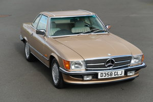 Picture of 1987 MERCEDES 300SL R107 For Sale