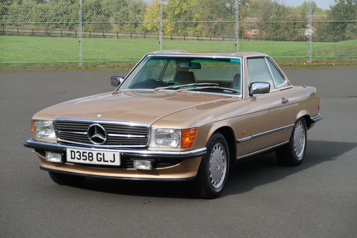 1987 MERCEDES 300SL R107 For Sale (picture 3 of 6)