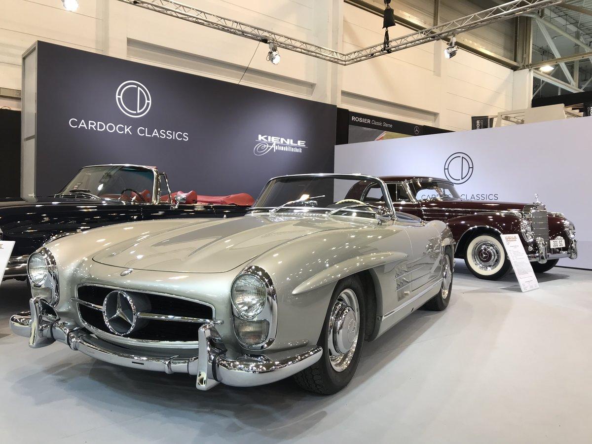 1965 Mercedes Restoration  (picture 1 of 6)