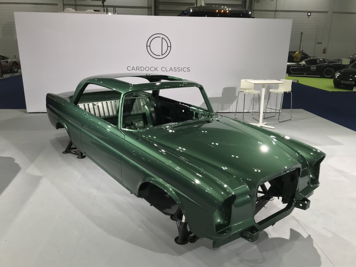 1965 Mercedes Restoration  (picture 2 of 6)