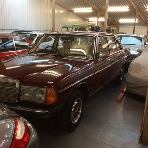 1980 W123 34000 miles from new For Sale