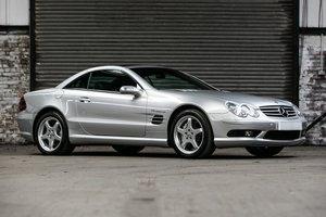 2004 Mercedes-Benz SL55 AMG For Sale