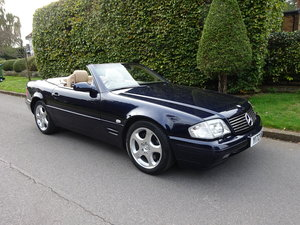 2001 MERCEDES-BENZ SL 320 (R129) 24,000 miles only For Sale