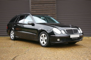 2006 Mercedes-Benz S211 E350 Avantgarde Estate Auto (28241 miles) For Sale