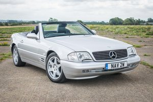 1999 Mercedes R129 SL500 - 64k Miles - FSH - Immaculate For Sale
