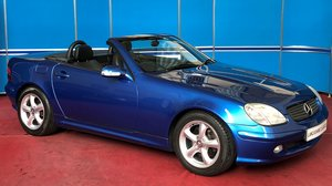 2003 SLK200 Kompressor Auto For Sale
